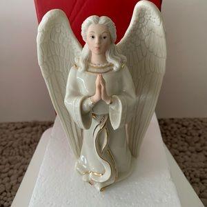 Lenox Angelic visions prayer angel figurine